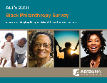 Black Philanthropy Survey cover