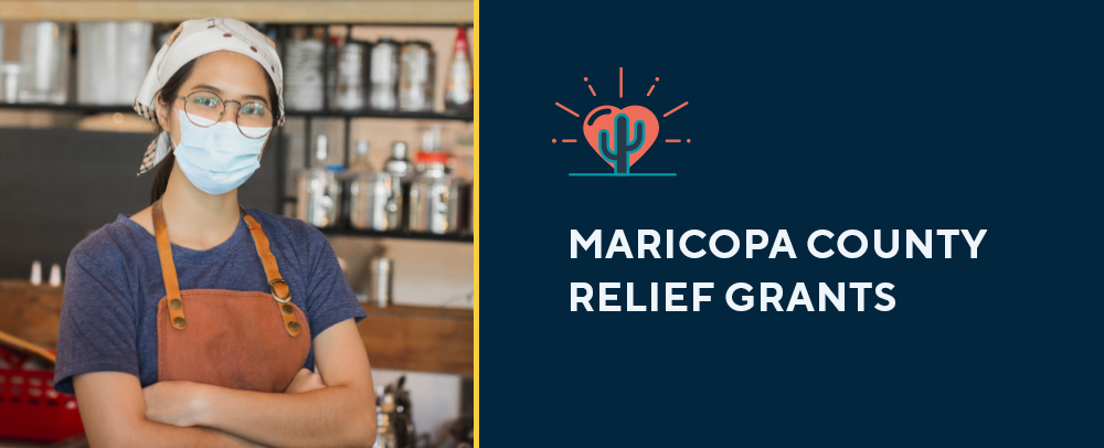 Maricopa County Relief Grants
