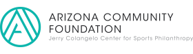 Jerry Colangelo Center for Sports Philanthropy logo